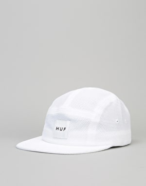 HUF Sedona Volley 5 Panel Cap - White