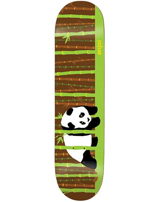 Enjoi Bamboo Poo Panda Team Deck - 8.375""
