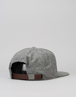 Nike SB Infield Pro Strapback Cap - Grey Heather/Pine Green/Black/Sail