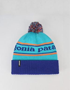 Patagonia Powder Town Beanie - Harvest Moon Blue