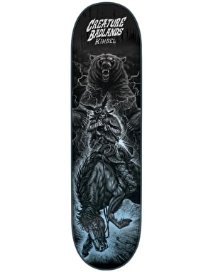Creature Kimbel Back to the Badlands Pro Deck - 9