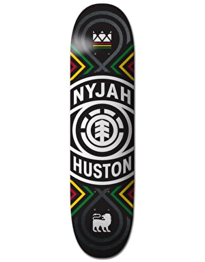 Element Nyjah Crossed Pro Deck - 8