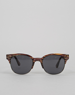 Vans Steam Sunglasses - Horizontal Tortoise
