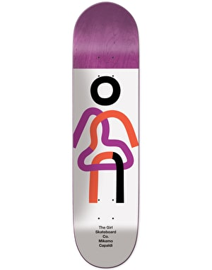 Girl Mike Mo Twisted OG Pro Deck - 7.875
