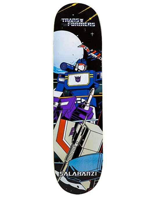 Primitive x Transformers Salabanzi Soundwave Pro Deck - 8.25""
