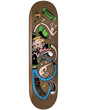 Creature Gravette Bagge It Pro Deck - 8.2