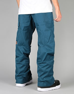 Bonfire Taggart 2017 Snowboard Pants - Orion Blue