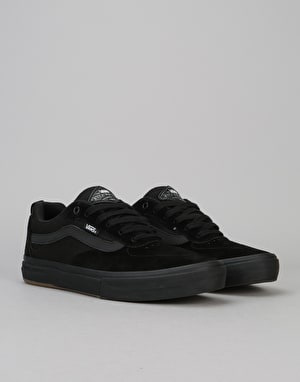 Vans Kyle Walker Pro Skate Shoes - Blackout
