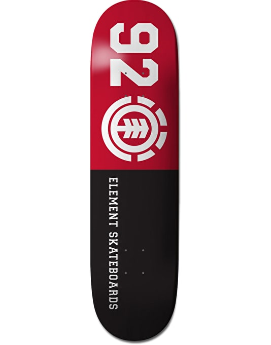 Element 92 Featherlight Team Deck - 8""