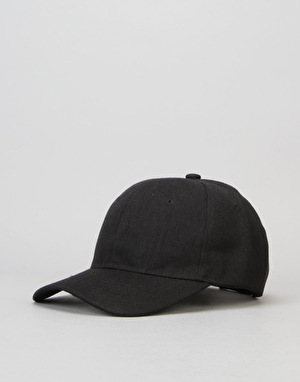 Route One Blank Baseball Cap - Black