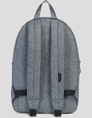 Herschel Supply Co. Settlement Backpack - Raven Crosshatch Stripe