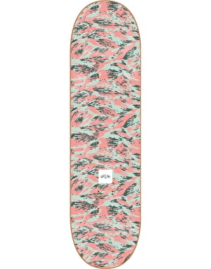 Route One Camo Box Logo Team Deck - 8.25
