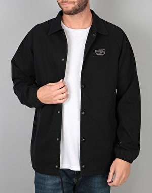 Vans Torrey Twill Coaches Jacket - Black