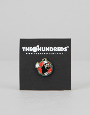 The Hundreds Exterminator Pin - Multi