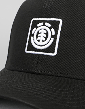 Element Treelogo Cap - All Black