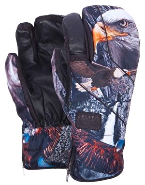 Celtek Gore-Tex Trippin' Pro Trigger 2017 Snowboard Gloves - Eagle Eye