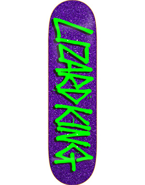 Deathwish Lizard King Gang Name Pro Deck - 8.125