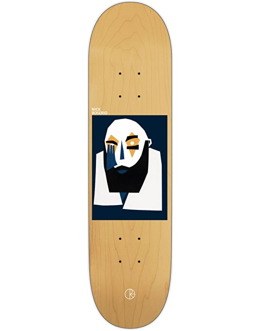 Polar Boserio Cut Out Portrait Pro Deck - 8.5""