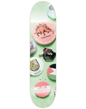 Isle Jones Enamel Series Pro Deck - 8.25