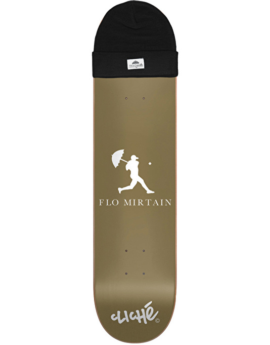 Cliché x Hélas Mirtain Series 2 Pro Deck - 8""