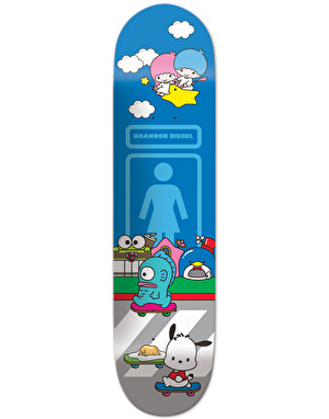 Girl x Hello Sanrio Biebel UK Exclusive Pro Deck - 8