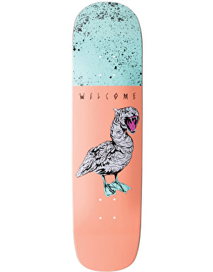 Welcome Gooser on Yung Nibiru Skateboard Deck - 8.25