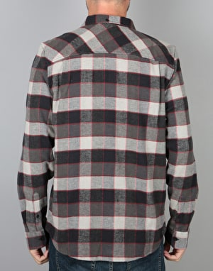 Element Tacoma 2.0 L/S Shirt - Flint Black