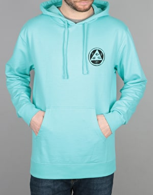 Welcome Devoramus Mid-weight Pullover Hoodie - Teal