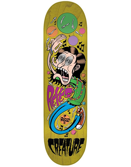Creature Reyes Bagge It Pro Deck - 8""