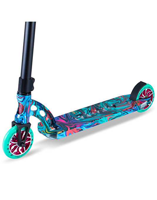 Madd MGP VX7 Extreme Limited Edition Scooter - Swirls Rave