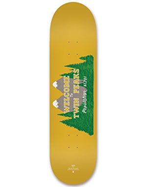 Habitat x Twin Peaks Welcome To Twin Peaks Team Deck - 8.25