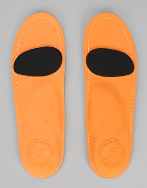 Footprint Orange Camo 5mm King Foam Orthotic Insoles