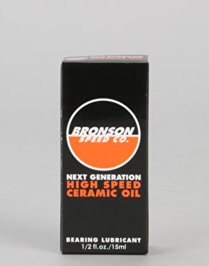 Bronson Speed Co. High Speed Ceramic Bearing Oil