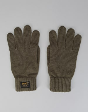 Carhartt Military Gloves - Rover Green
