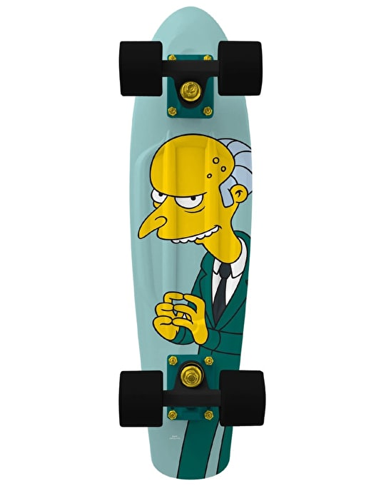 """Penny Skateboards x The Simpsons Excellent Classic Cruiser - 22"""""""