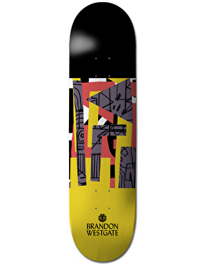 Element Westgate Quilted Featherlight Pro Deck - 8.125