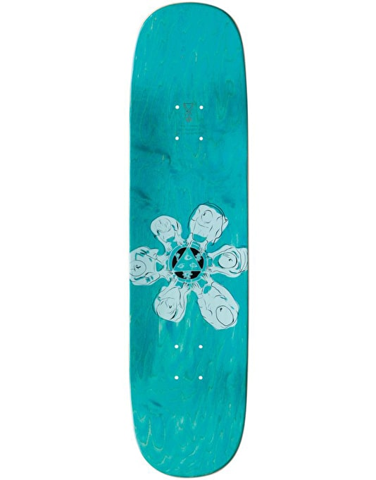 Welcome Transcend on Amulet Skateboard Deck - 8.125""