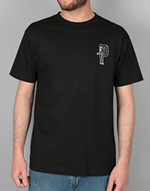 Primitive Legs T-Shirt - Black