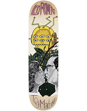 Toy Machine Romero Peeping Toy Pro Deck - 8.5