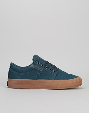 Supra Stacks Vulc II HF Skate Shoes - Navy/Gum