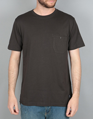DC Durlston Pocket T-Shirt - Bold Camo Green