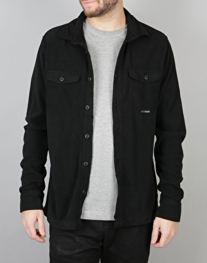 Thirty Two 1817 Rest Stop Woven Shirt - Black