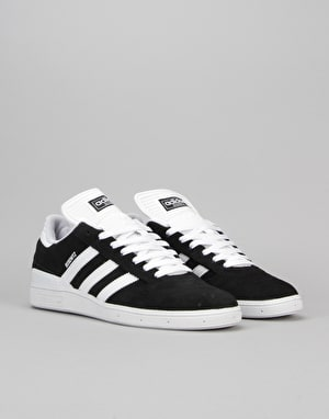 Adidas Busenitz Skate Shoes - Core Black/White/White