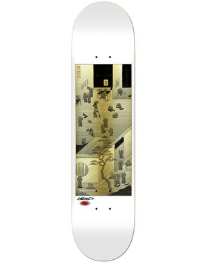 Real x Mister Tucks Ishod Temple LTD Pro Deck - 8.06