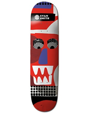 Element x Neasden Control Centre Evan Masked Pro Deck - 8.125