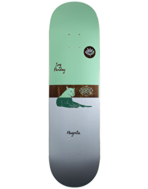 Magenta Panday Lioness Pro Deck - 8.125