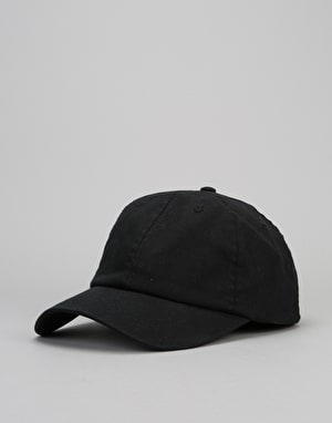 Route One Low Profile Dad Cap - Black