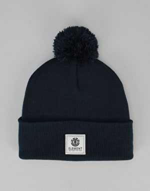 Element Dusk Pom Beanie - Eclipse Navy