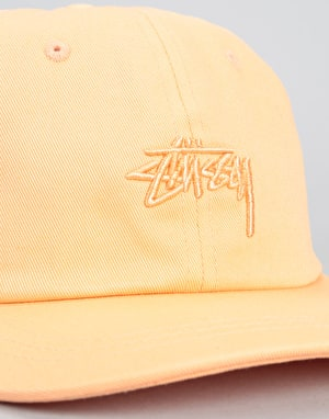 Stüssy Tonal Stock Low Cap - Pink
