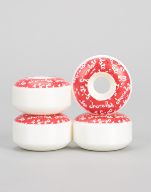 Chocolate All Over Chunk Staple 99d Team Wheel - 53mm